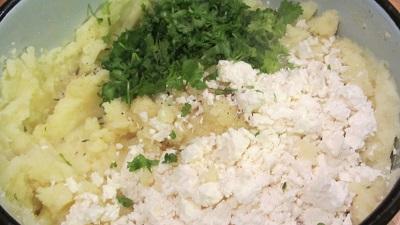 лесна рецепта за картофени кюфтета