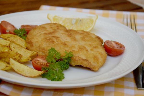 идеи за панирано пилешко филе рецепта