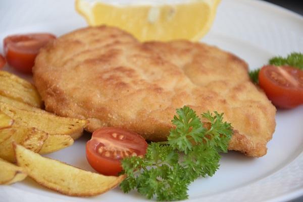 панирано-пилешко-филе