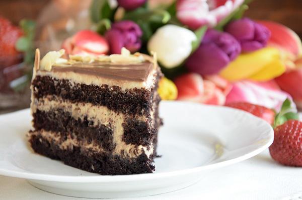 дяволски шоколадова торта рецепта