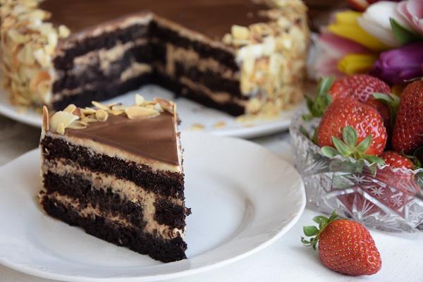 шоколадов блат за торта рецепта