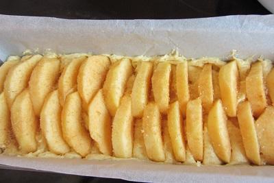 ябълков кекс рецепта стъпка по стъпка снимки