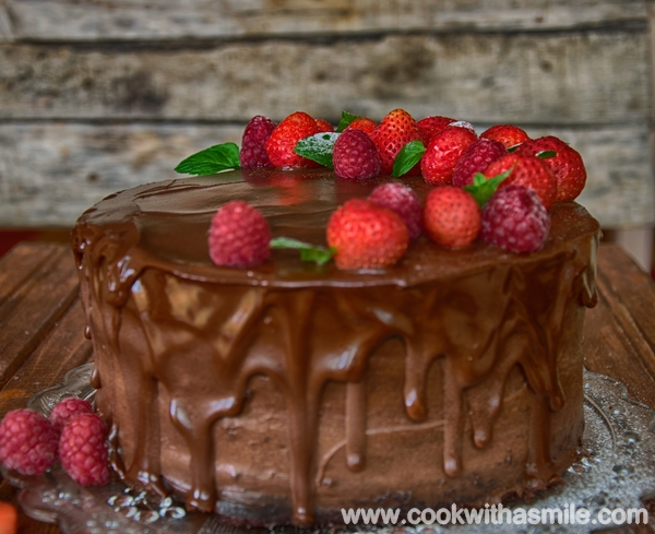 лесна рецепта шоколадова пудинг торта