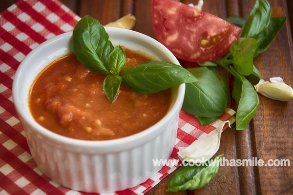 Доматен сос – как да си го приготвим сами