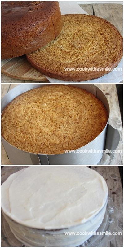 медена торта рецепта стъпка по стъпка