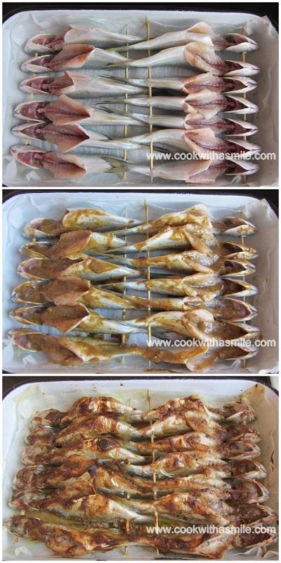 маринован чернокоп на фурна рецепта