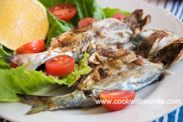 Маринован чернокоп на фурна – вечеря за 30 минути