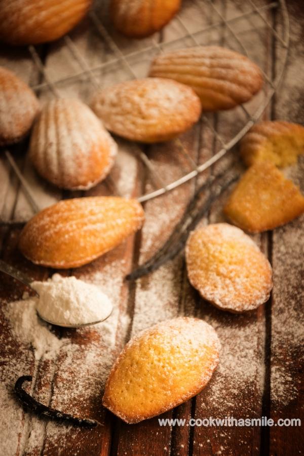 ванилови мадлени рецепти за френски мадлени как се правят мадлени