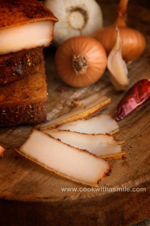 рецепта за паприкована сланина