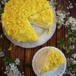 торта-Мимоза-рецепта