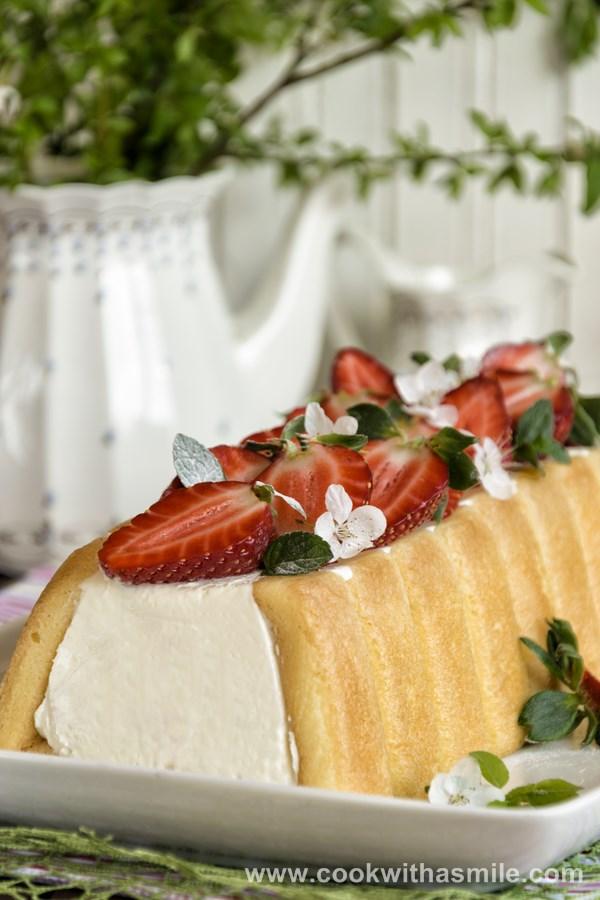 ягодов терин с бишкоти и маскарпоне рецепта