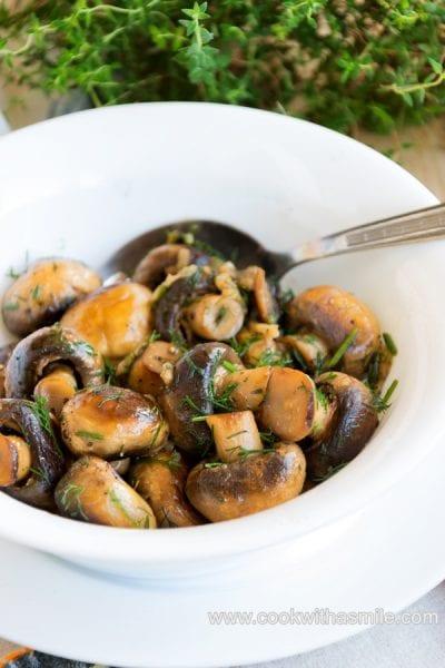 гъби-на-тиган-с-масло-и-чесън-рецепта