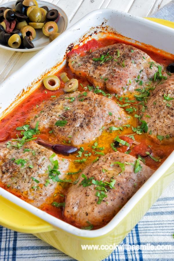 филе от сом на фурна рецепта