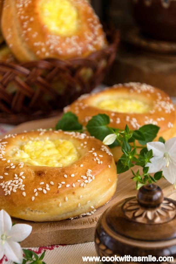 кладенчета с яйце и сирене рецепта