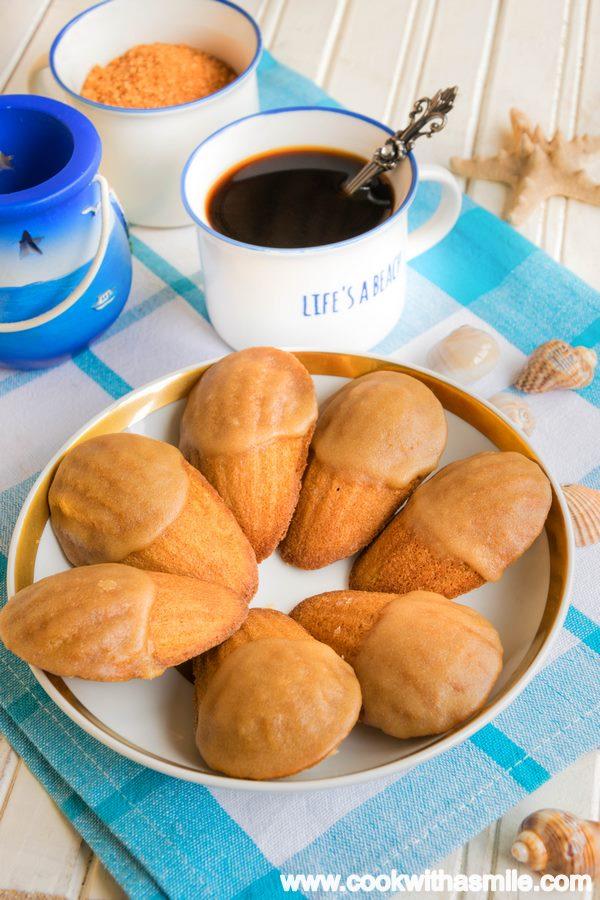 мадлени-с-кафе
