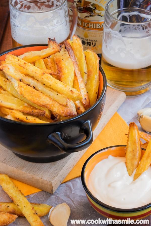 вкусни картофи на фурна
