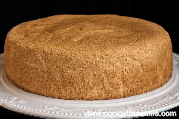пандишпанов блат за торта и руло рецепта