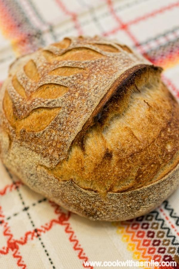 хляб с квас за начинаещи стъпка по стъпка