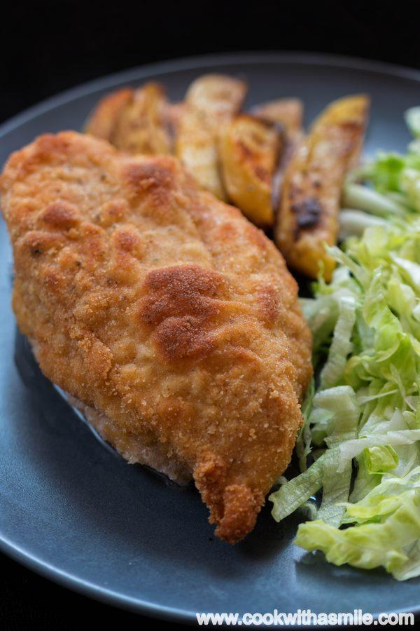 как се прави пиле Киев пиле по Киевски