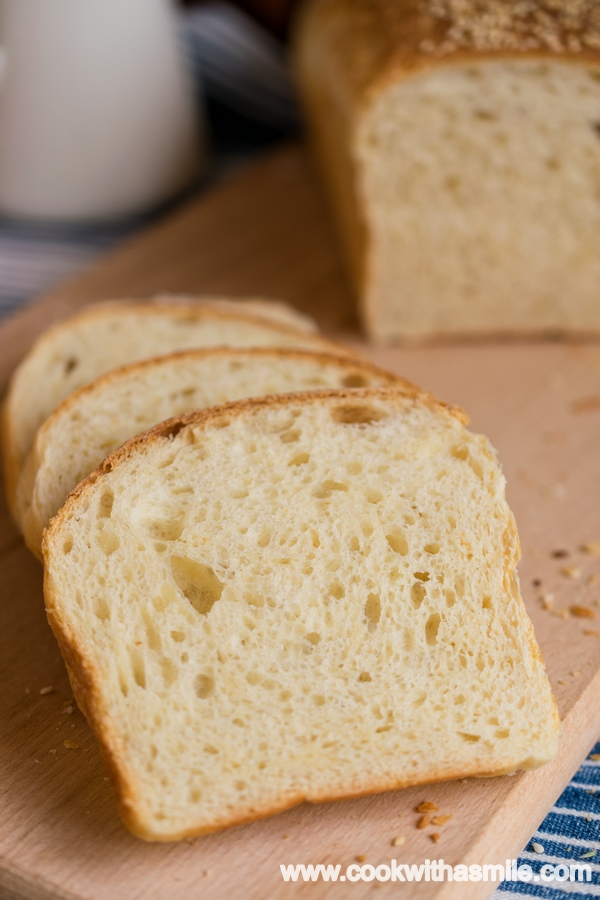 тостерен-хляб-със-сметана