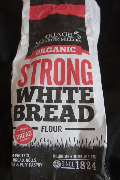 strong white bread flower
