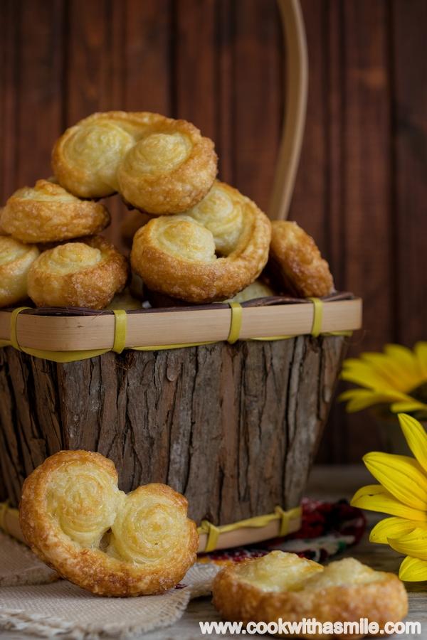 рецепта за бисквити сълзици