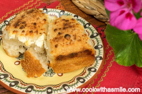 милинки със сирене с квас