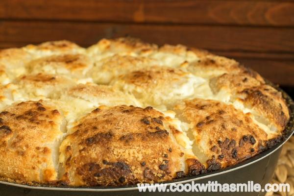 рецепта за милинки със сирене