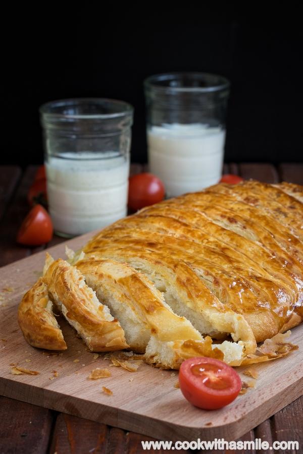 рецепта за катмери със сирене