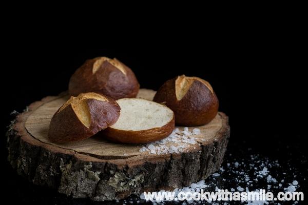 Бретцел хлебчета рецепта