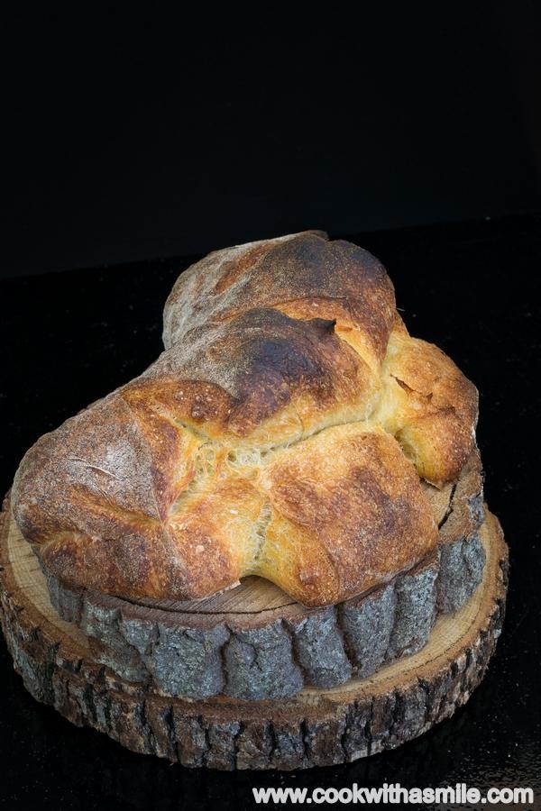 италиански хляб Матера