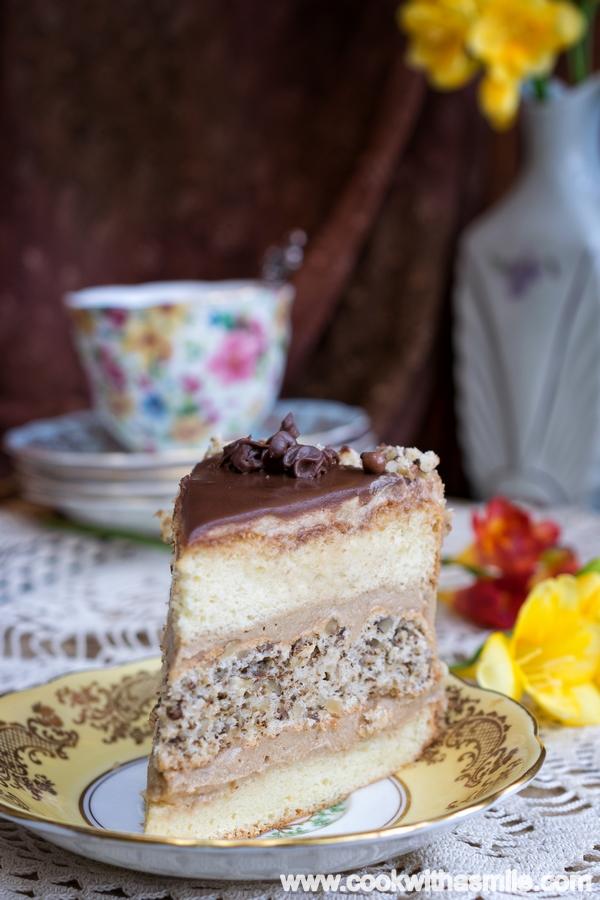 рецепта за торта Кралица Мария