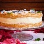 торта-Карпатка-рецепта-еклерова-торта