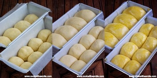 как се прави хляб бриош