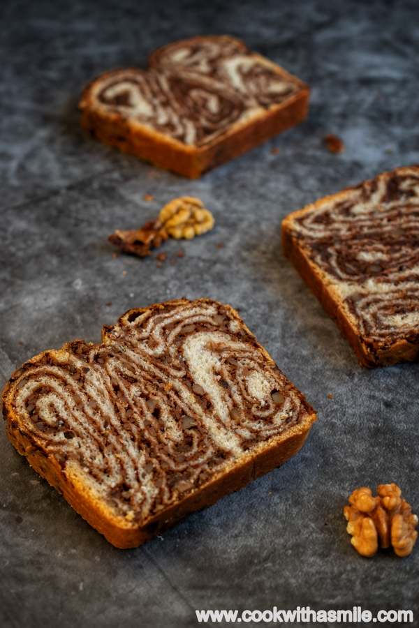 орехова повитица потица рецепта