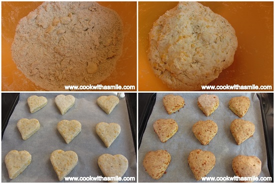 солени бисквити рецепта