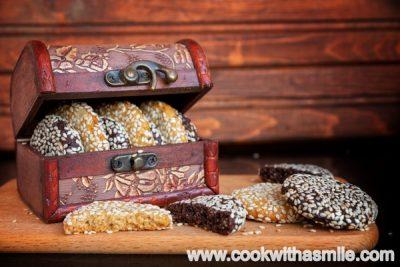 постни-бисквити-с-тахан-и-мед