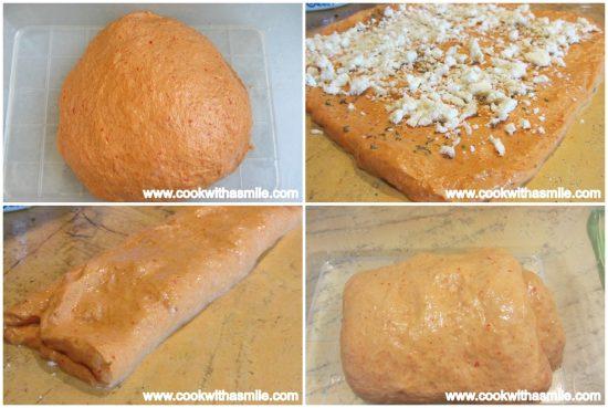 тесто за домашен хляб с квас