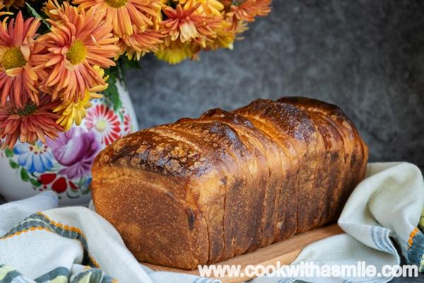 въздушен хляб рецепта бриош с квас