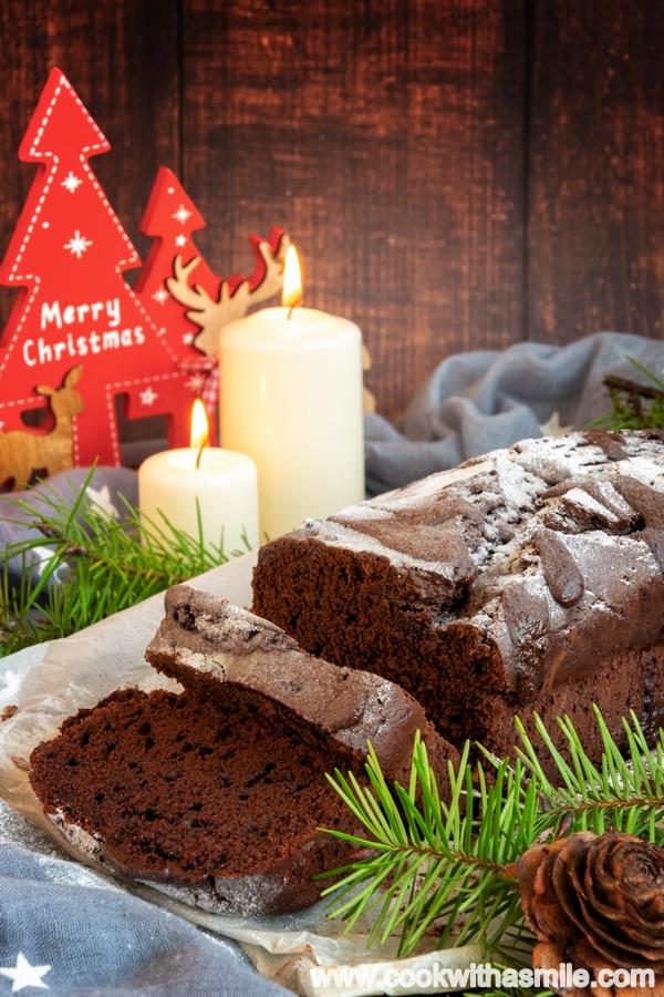 лесен шоколадов кекс рецепта