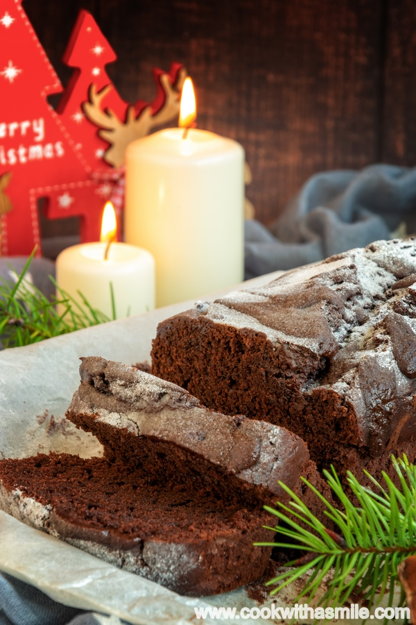 шоколадов кекс рецепта с излишен квас