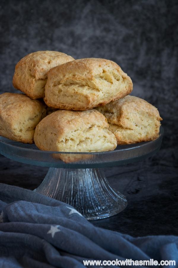 лесни бисквити с масло
