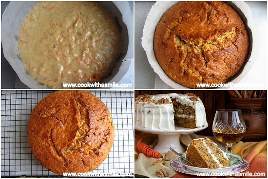 как се прави морковена торта рецепта с квас