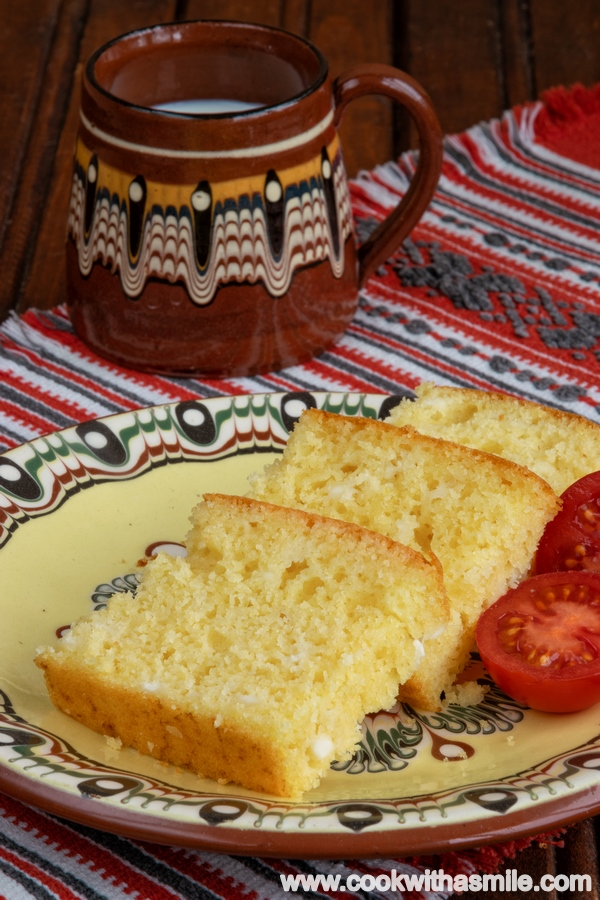 рецепта за малай просеник царевичен хляб