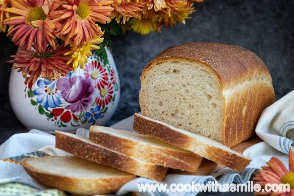 рецепта за мек тостерен хляб