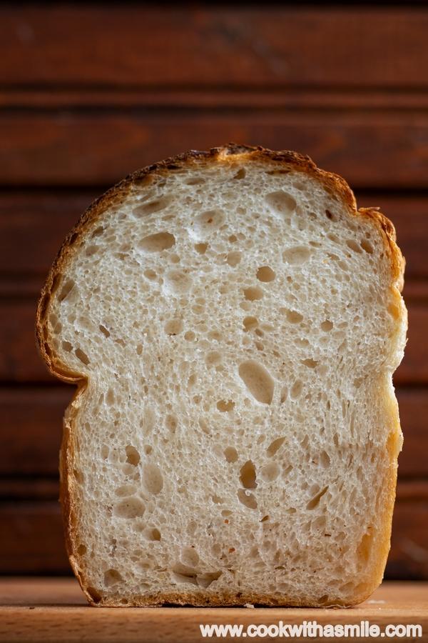 тостерен хляб за сандвичи с квас