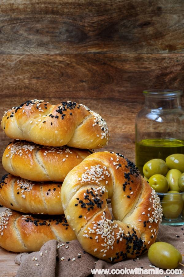 турски гевречета ачми рецепта с квас или мая