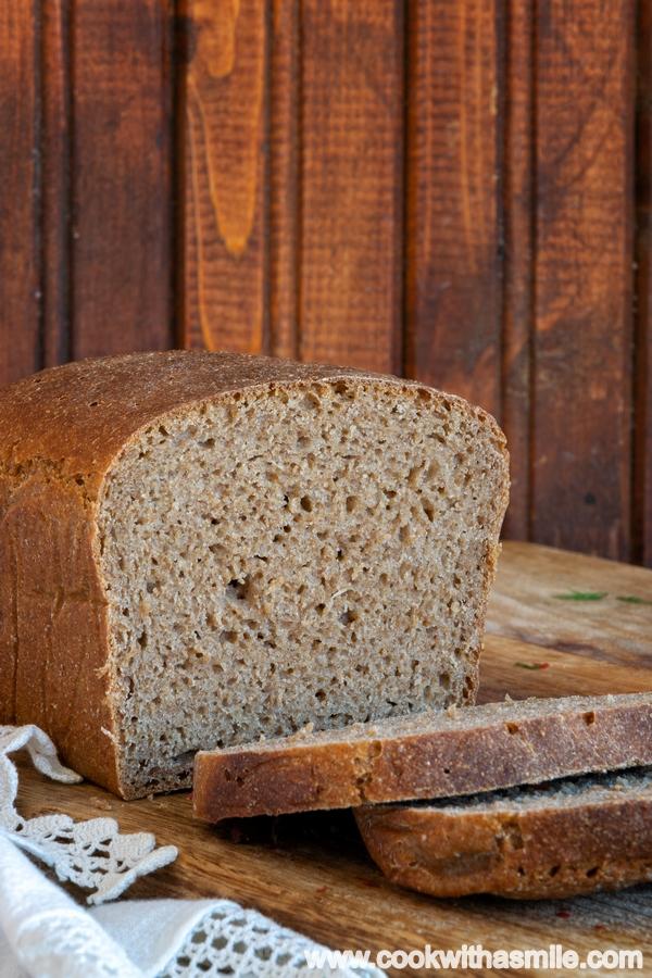 рецепта за ръжен хляб