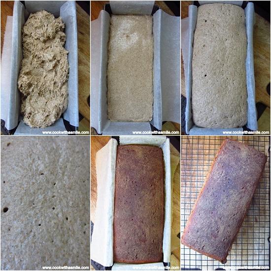 ръжен хляб със слънчогледови семки