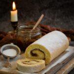 пандишпанено-руло-със-конфитюр-рецепта
